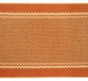 Mat - Kilkis - Terracotta'Orange