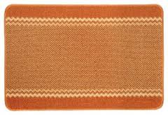 Mat - Kilkis - Terracotta'Orange