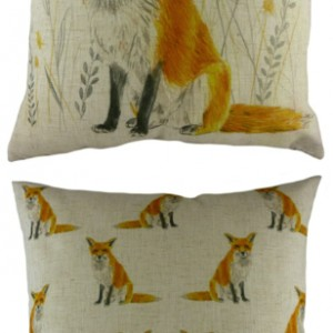 Cushion - Lichfield - Fox