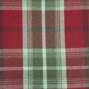 Fabric - Balmoral - Red (1)