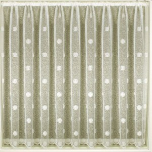 Fabric - Net - Tyrone - Dallas - Cream