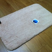 Household - Allure - Bath Mat - Beige