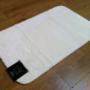 Household - Allure - Bath Mat - Cream