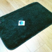 Household - Allure - Bath Mat - Dark Green^Fern