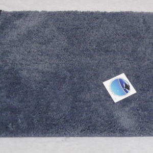 Household - Allure - Bath Mat - Mid-Blue