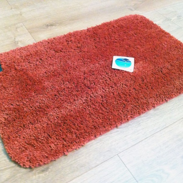Household - Allure - Bath Mat - Terracotta