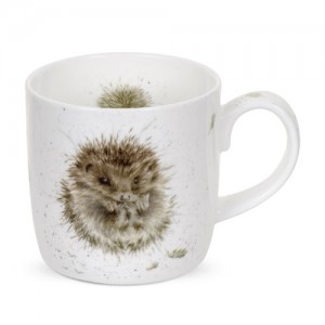 Wrendale - Mug - Awakening (Hedgehog)