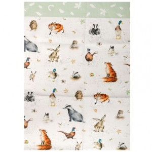 Wrendale - Tea Towel (1)