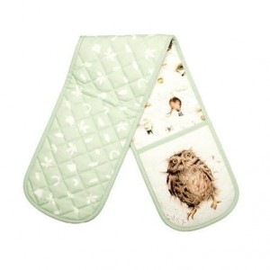 Wrendale - Double Oven Glove (1)