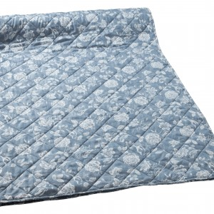 Bird Garden - Denim - Throw