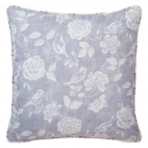 Bird Garden - Lavender - Cushion