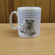 Cairn Terrier - Back - Mug