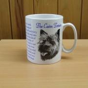 Cairn Terrier - Front - Mug