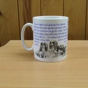 Cavalier King Charles - Back - Mug