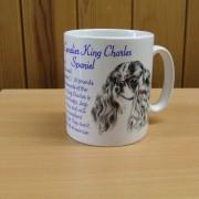Cavalier King Charles - Front - Mug