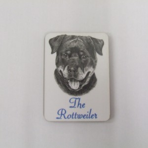 Magnet - Rottweiler