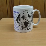 Dalmation - Front - Mug