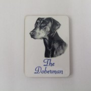 Doberman - Magnet