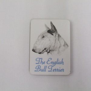 English Bull Terrier - Magnet
