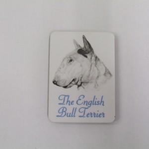 English Bull Terrier - Magnet