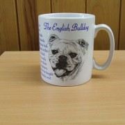 English Bulldog - Front - Mug