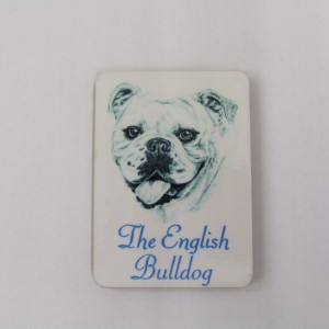 English Bulldog - Magnet