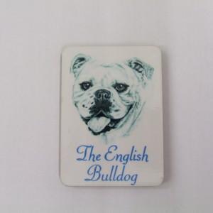 English Bulldog - Magnet