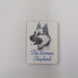 German Shepherd - Magnet
