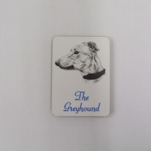 Greyhound - Magnet