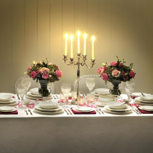 Sophie Conran - Evening Table Setting