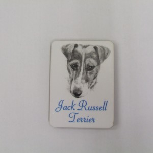 Jack Russell - Magnet