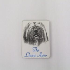 Lhasa Apso - Magnet