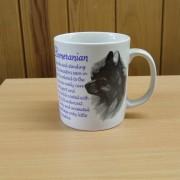 Pomeranian - Front - Mug