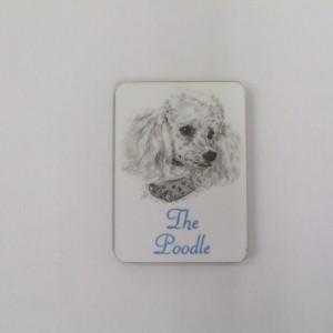 Poodle - Magnet