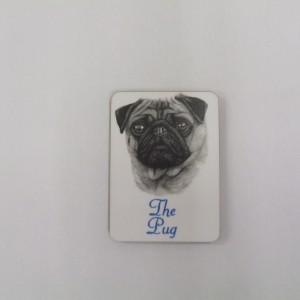 Pug - Magnet