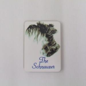 Schnauzer - Magnet