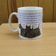Scottish Terrier - Back - Mug