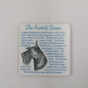 Scottish Terrier - Coaster