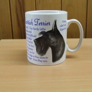 Scottish Terrier - Front - Mug
