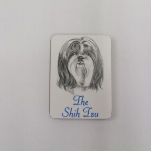 Shih Tzu - Magnet