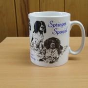 Springer Spaniel - Front - Mug