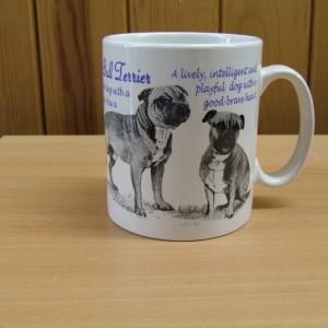 Staffordshire Bull Terrier - Front - Mug