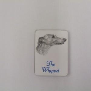 Whippet - Magnet