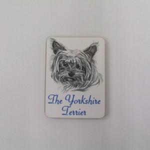 Yorkshire Terrier - Magnet