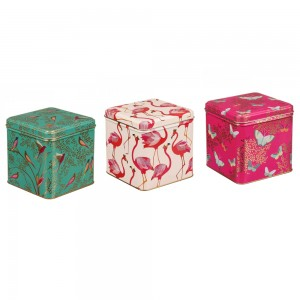 Sara Miller - Set of 3 Square Caddies 03