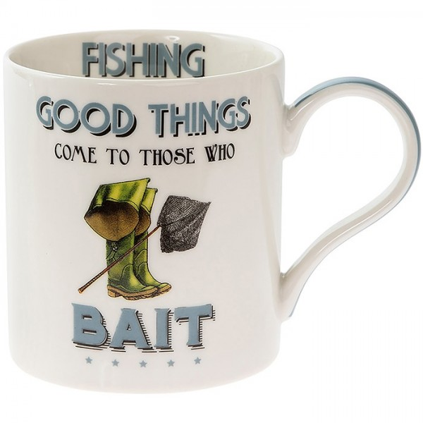 Mug - Fishing