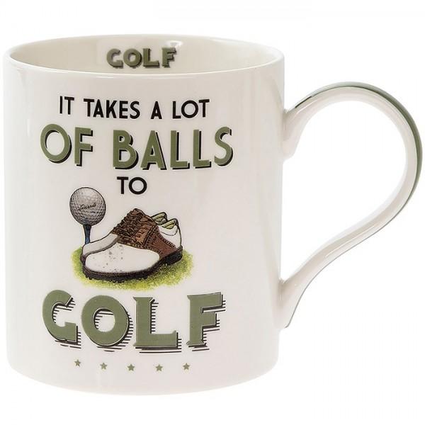 Mug - Golf