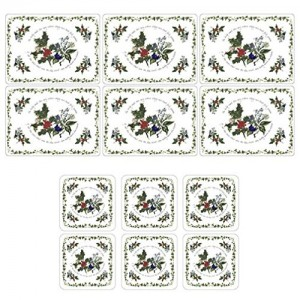 Holly and the Ivy - Placemats and Coasters