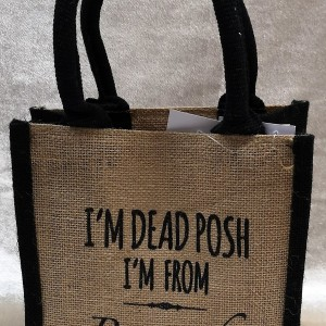 Posh Tote bag - small 01