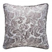Buckingham Cushion - Grey 01